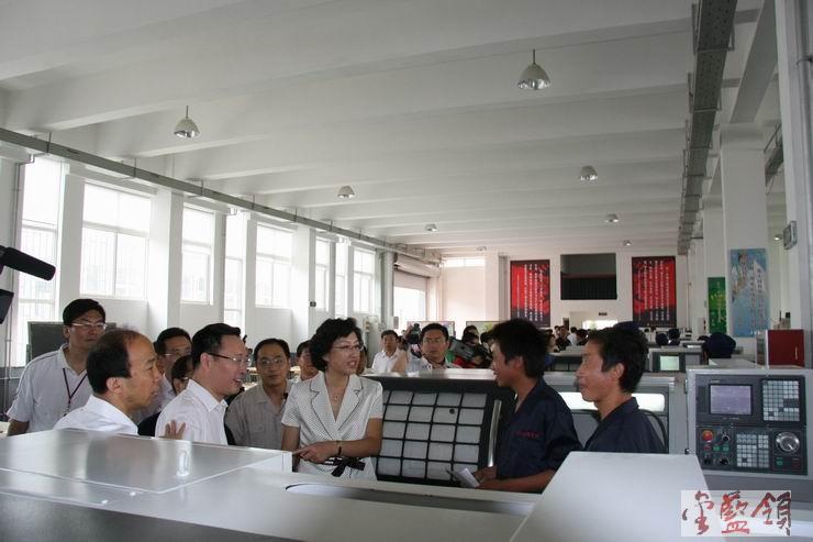青岛市职业教育公共实训基地隆重揭牌